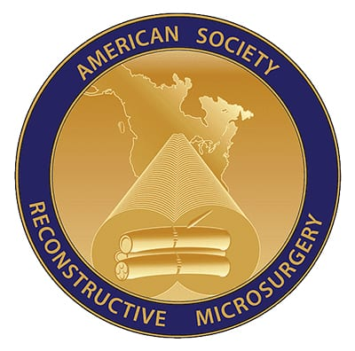 American Society of Reconstructive Microsurgery logo