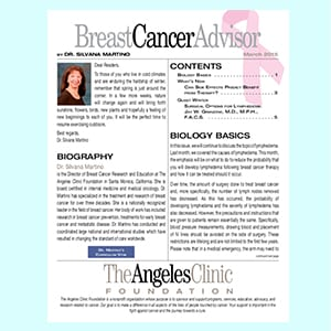 Breast Cancer Advisor: Surgical Options for Lymphedema