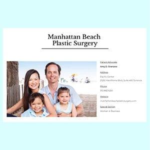 Southbay Online Article – Manhattan Beach Plastic Surgery